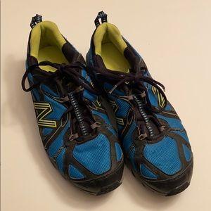 Men's New Balance 573 Trail Running Shoe 11.5 4E